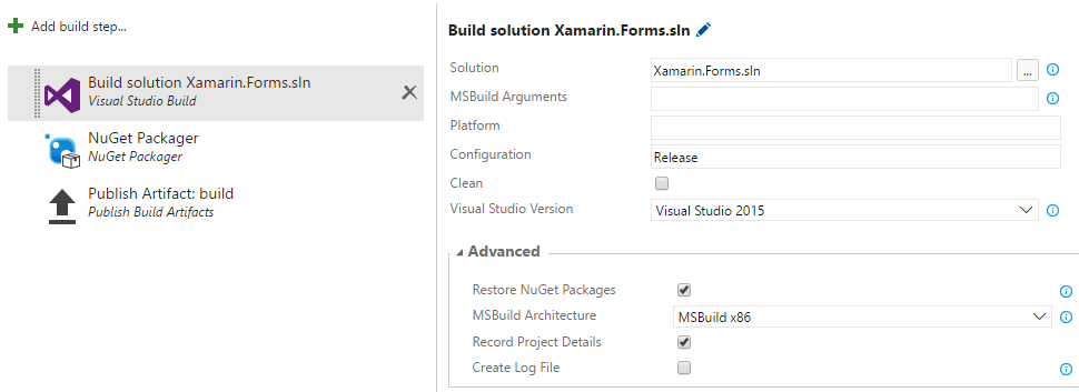 Build Xamarin Forms from Source | Jonathan Peppers' Blog | Xamarin